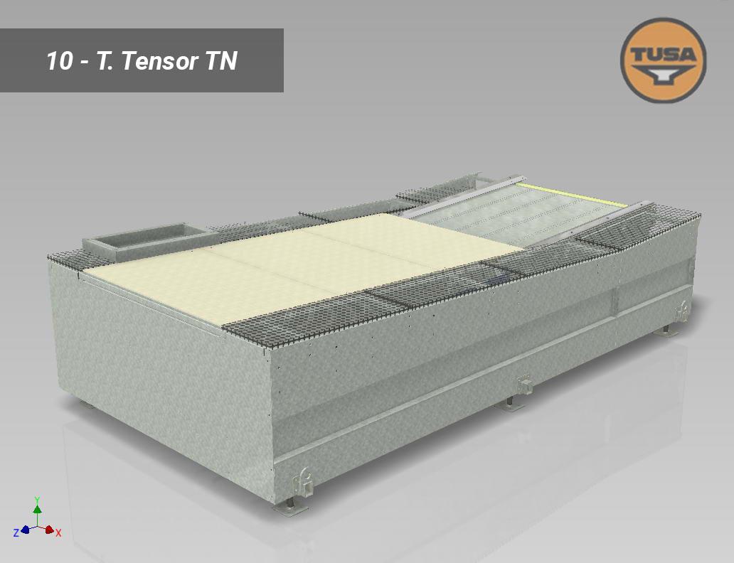 T. Tensor TN
